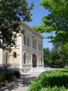 Commercial videographer scope for Napa County Courthouse Repair project