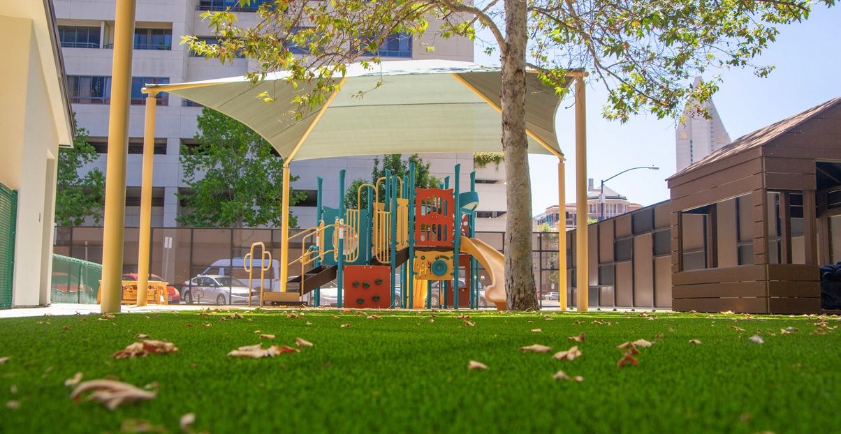 San Diego 3D scan of childcare facility